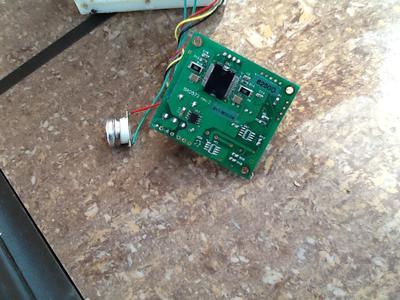 Aquabot Circuit Board Dead