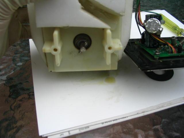 Aquabot motor