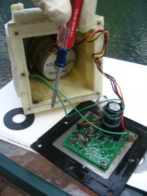 Aquabot Motor Autopsy