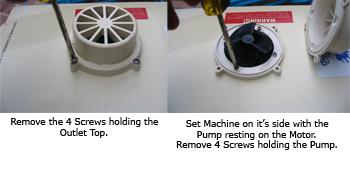 Aquabot Parts Pump