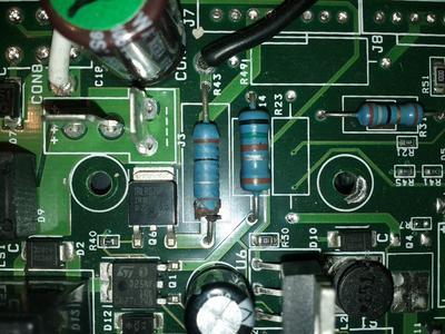 Resistor Value For R43