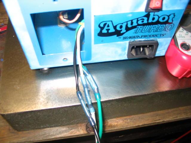 Aquabot Transformer