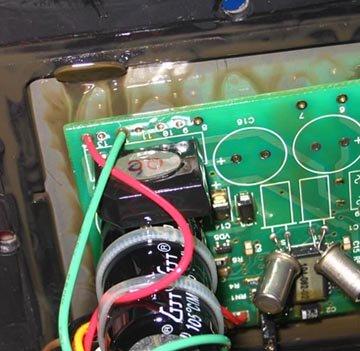 Aquabot motor repair