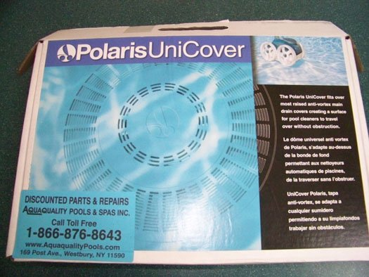 Polaris Main Drain Grate Cover