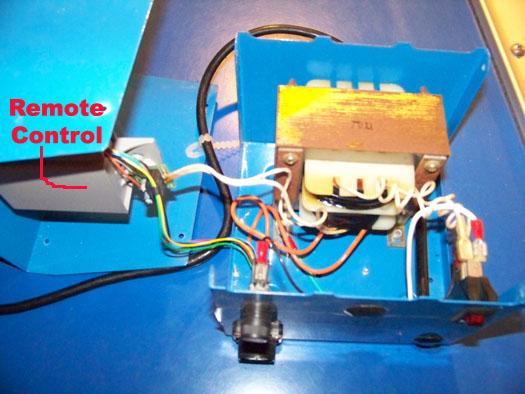 Aquabot power supply